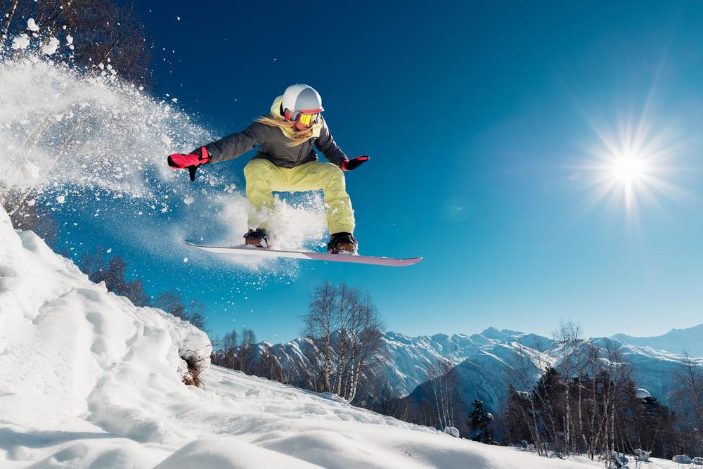 SNowboard. Foto: Shutterstock