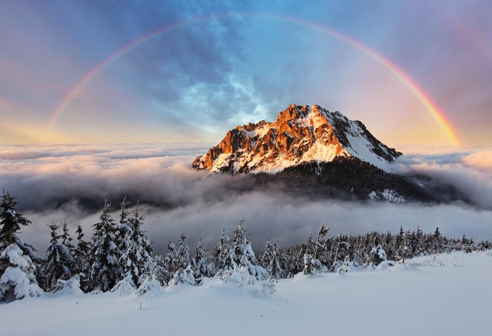 Rozsutec. Foto: Shutterstock