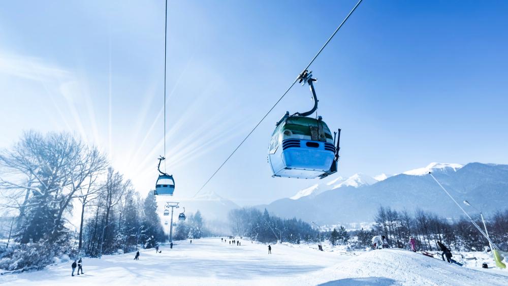 Ski Bansko, najväčší lyžiarsky rezort v Bulharsku. Foto: Shutterstock