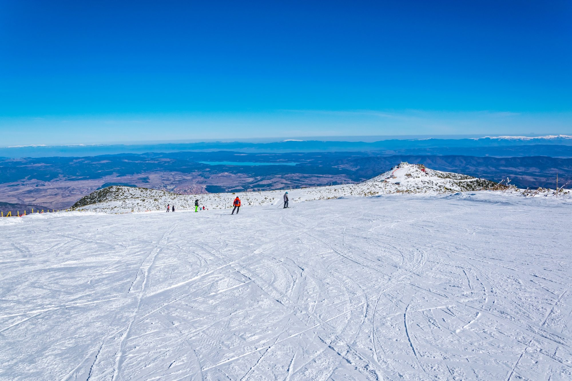 Borovets sa nachádza v najvyššom bulharskom pohorí. Foto: Shutterstock