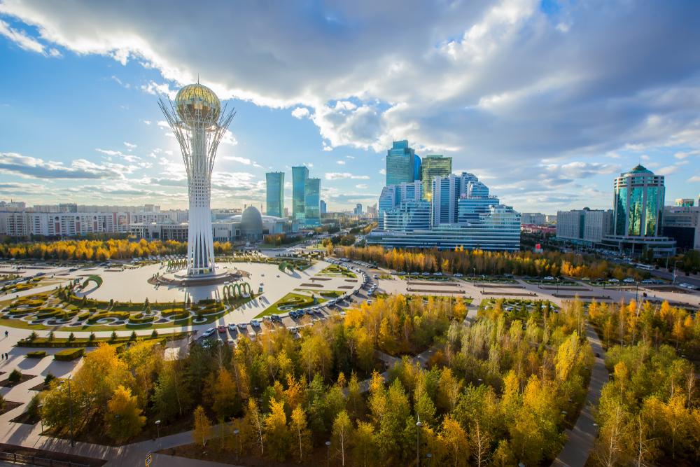 Astana. Foto: Shutterstock