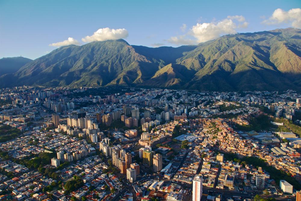 Caracas. Foto: Shutterstock