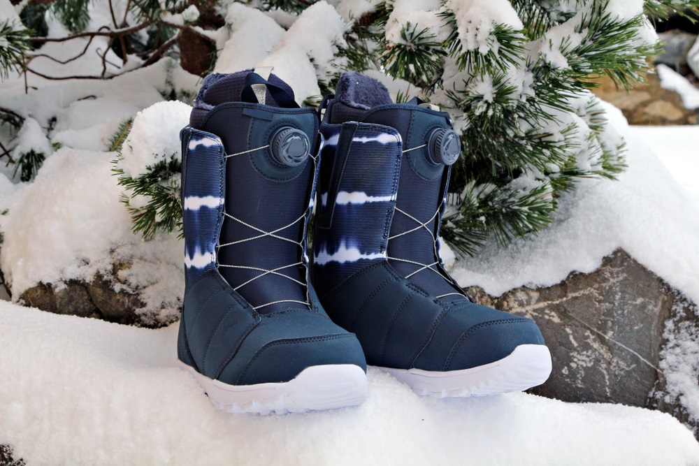 Snowboardové topánky. Foto: Shutterstock