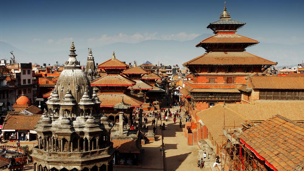 Káthmandu. Foto: Shutterstock
