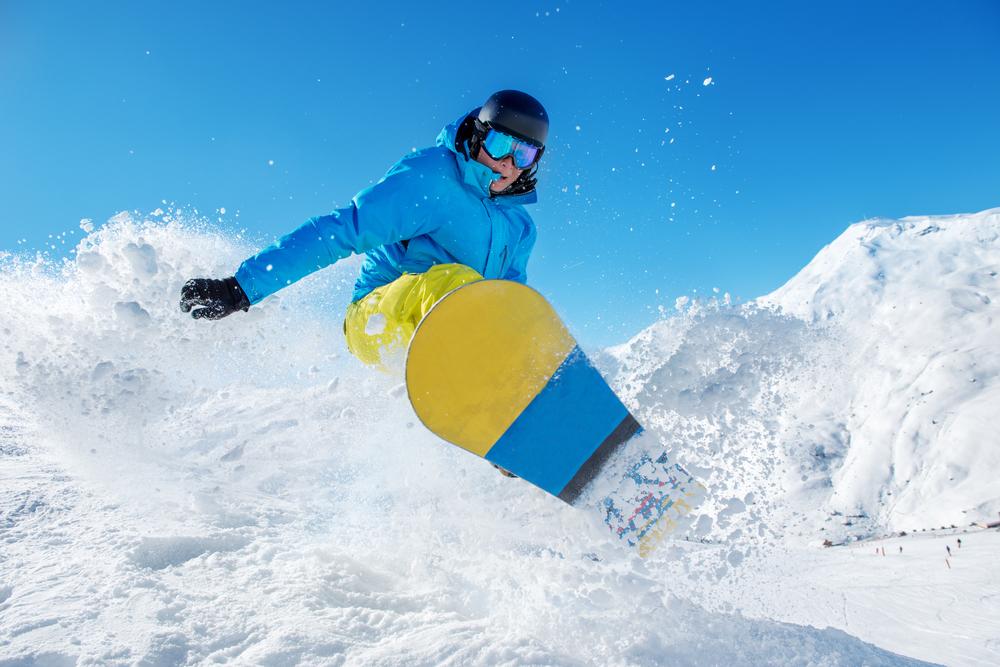 Snowboardista. Foto: Shutterstock