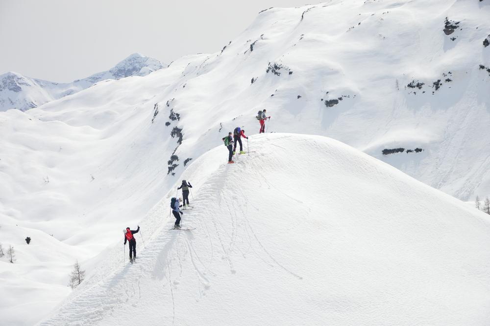 Snehové podmienky. Foto: Shutterstock
