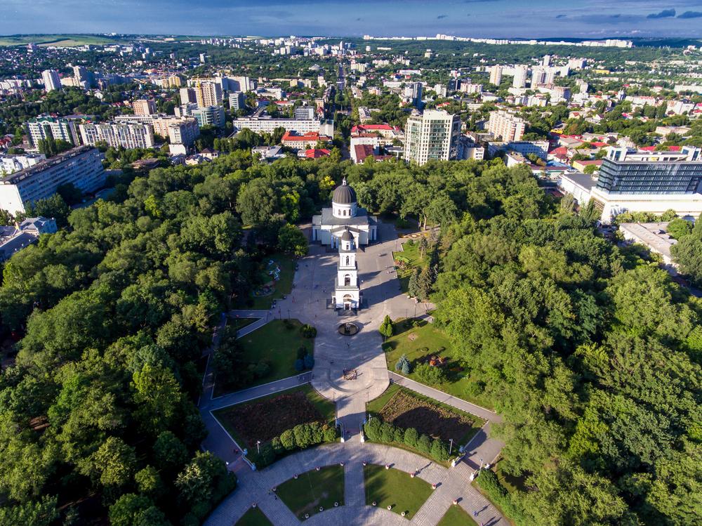 Kišiňov. Foto: Shutterstock