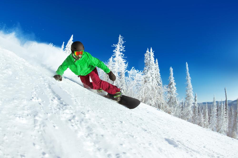 Snowboarding. Foto: Shutterstock