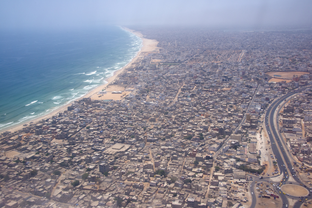 Dakar. Foto: Shutterstock