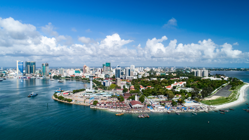 Dar es Salám. Foto: Shutterstock
