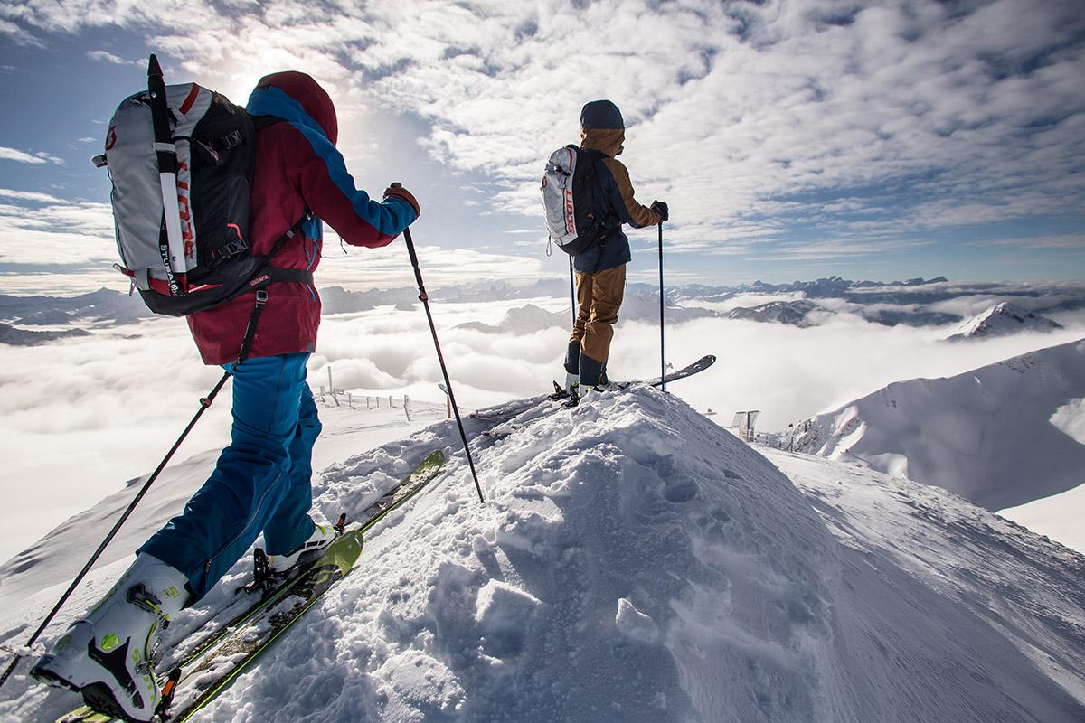 To, že batoh máte v prípade lavíny na chrbte, ešte neznamená, že máte vyhraté. Foto: SCOTT-SPORTS.CZ