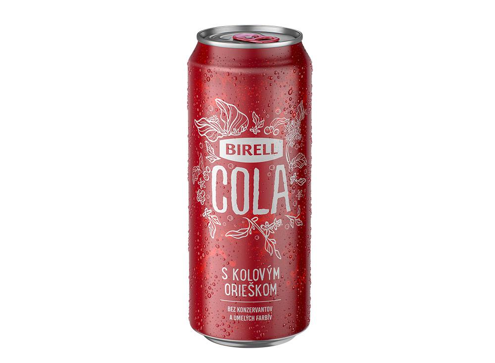Cola od Birellu, 0,5l