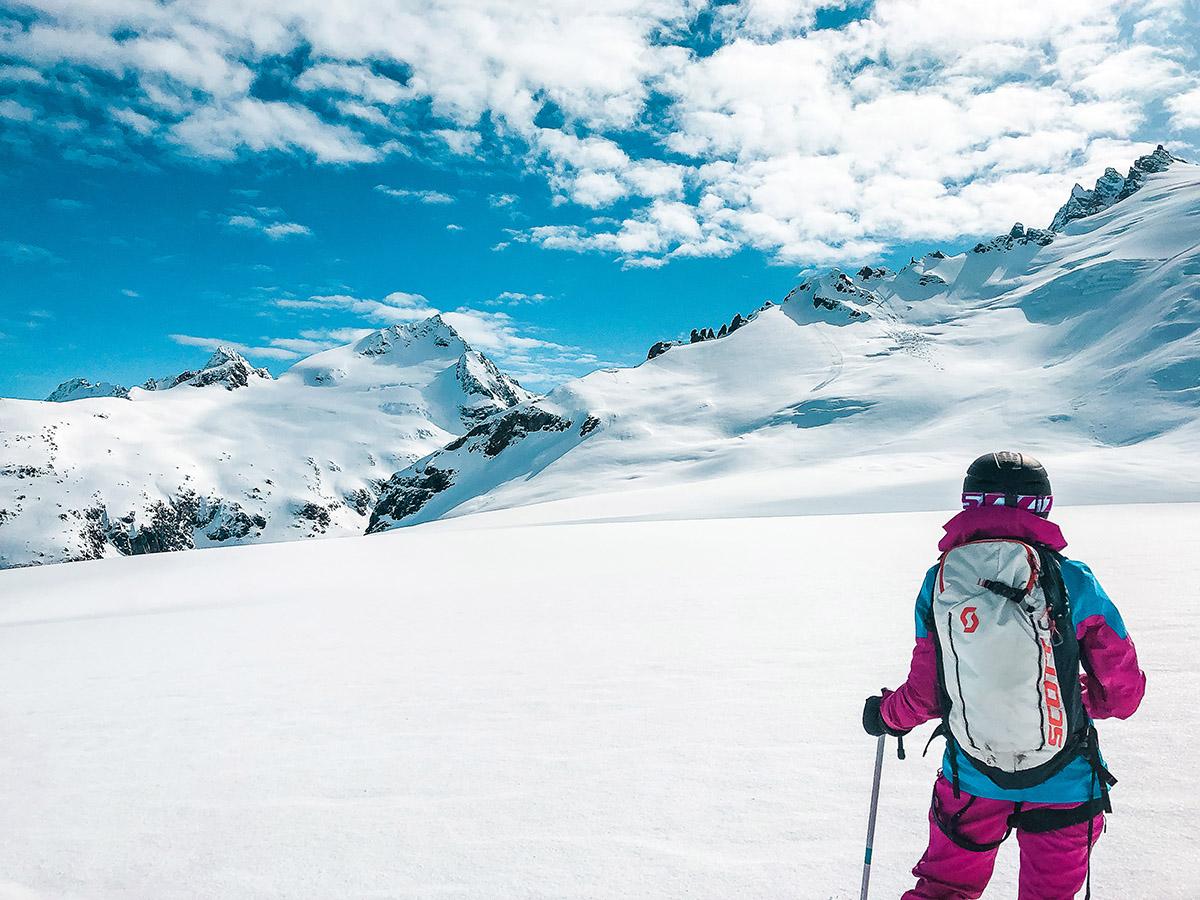 S aktivovaným lavínovým batohom máte oveľa vyššiu šancu na záchranu. Foto: SCOTT-SPORTS.CZ