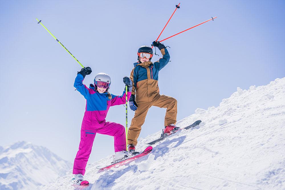 Výstroj pre deti sa oplatí požičať, najmä ak lyžujete len cez Vianoce a jarné prázdniny. Foto: SCOTT SPORTS