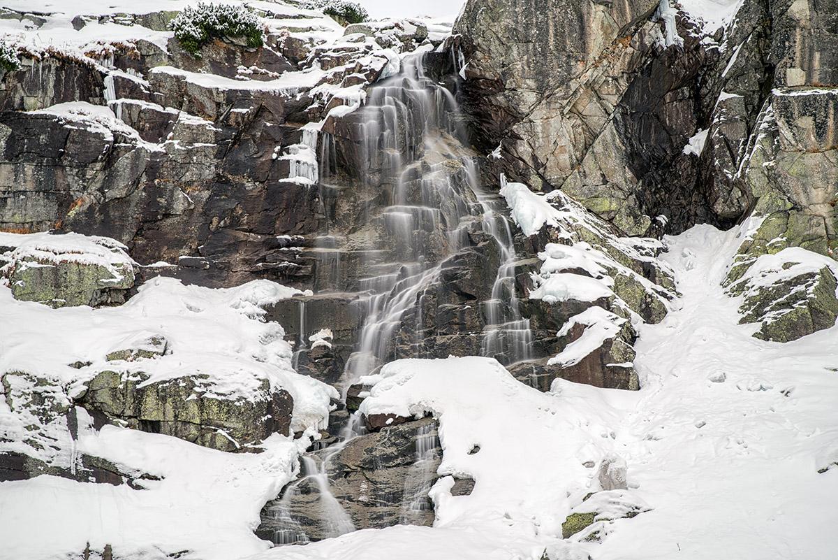Vodopád Skok. Foto: Shutterstock