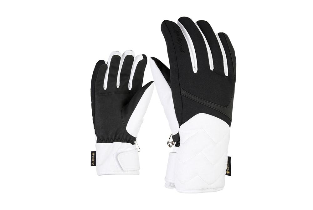 Dámske lyžiarske rukavice Ziener Kyrena