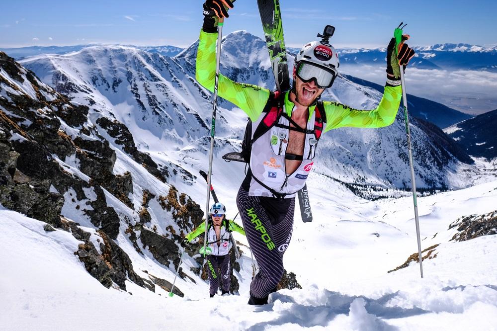 Náš najúspešnejší skialpinista Jakub Šiarnik. Foto: Matej Rumanovský