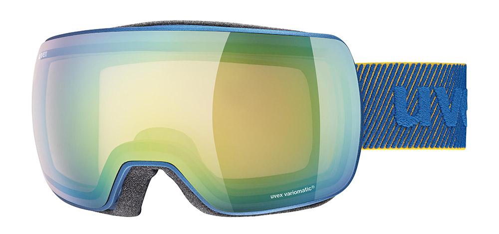 Okuliare uvex compact V s fotochromatickým sklom