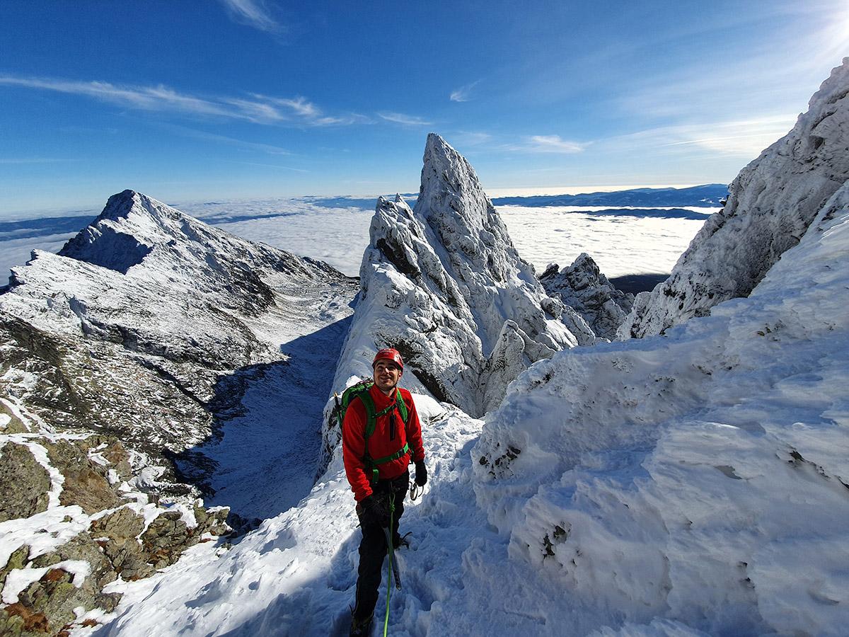 Cez zimu sa na horách treba pohybovať s ohľadom na návštevný poriadok danej lokality.