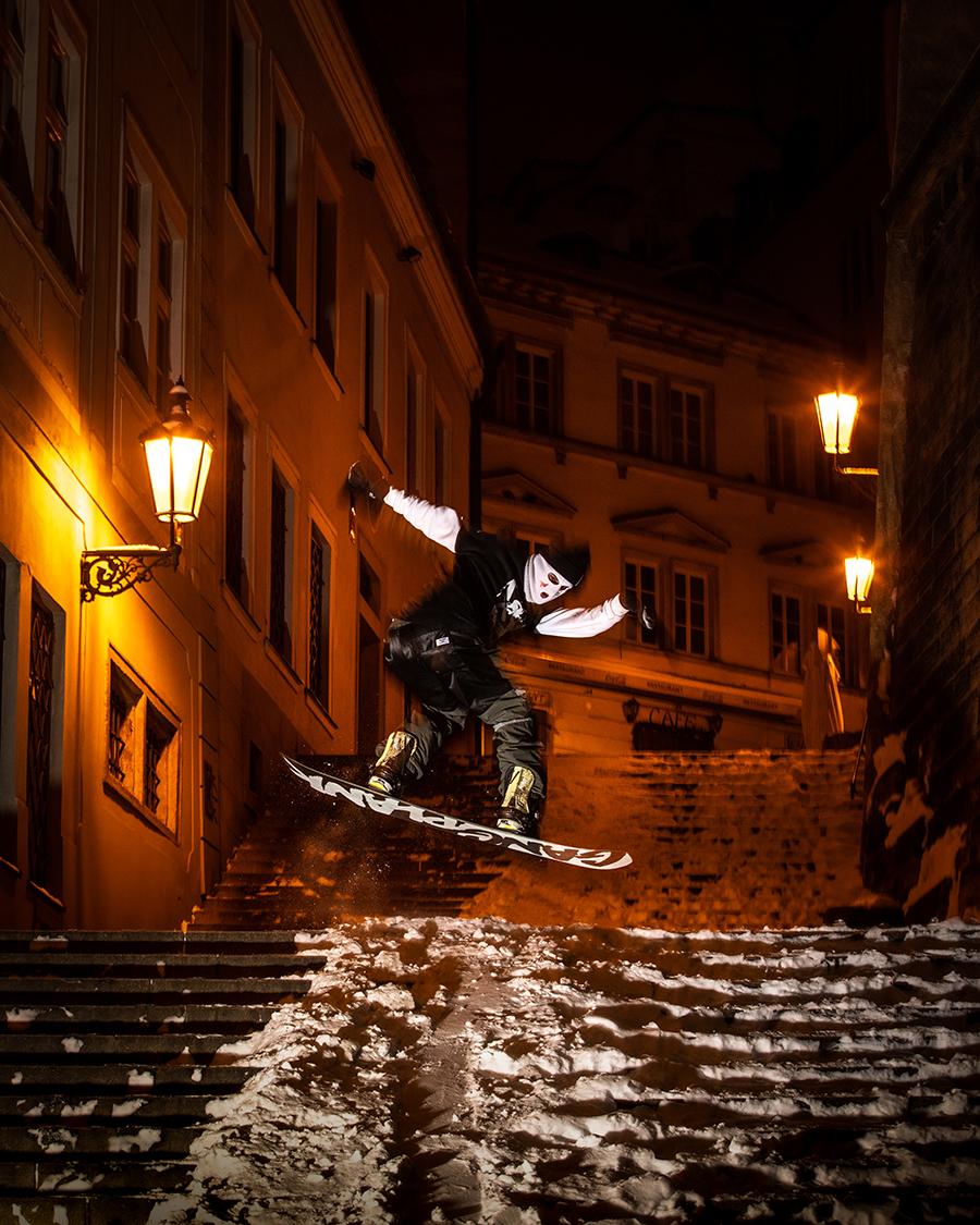 Zimné športy v Prahe